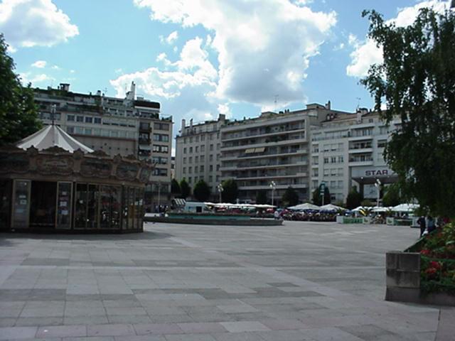 Limoges Place de la République Place de la Republique 2.jpg
