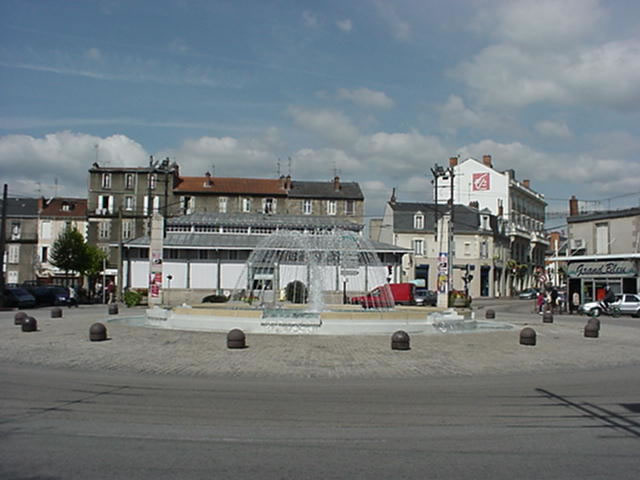 Limoges Place Carnot Place Carnot 1