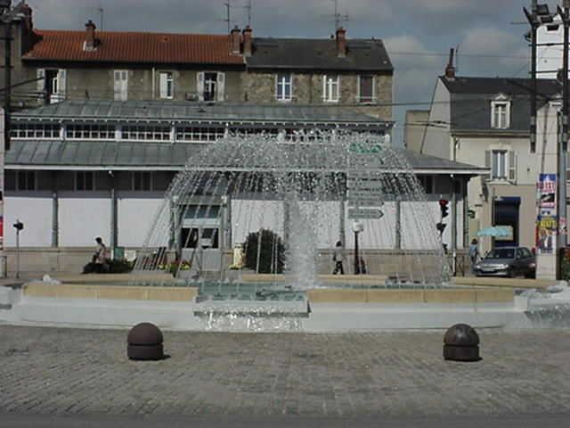 Limoges Place Carnot Place Carnot 2